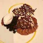 chocolate dessert I