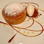 souffle dessert