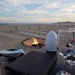 Private beachside dinner at Javier's