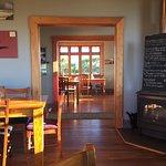 Interior Orepuki Beach Cafe