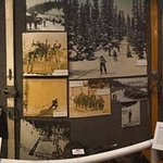 There are many old pictures that tell the story of the ski industry