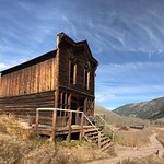 Ashcroft Ghost Town Foto