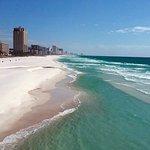 Panama City Beach in January