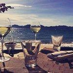 Moment magique en bord de mer ! Repas excellent !!  Très bonne adresse 😍