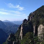 Mt. Huangshan (Yellow Mountain) Foto
