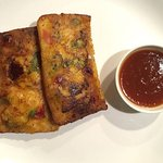 Chilly Cheese Toast , a favourite of the regulars !