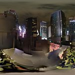 360 degree view from our rooftop terrace.