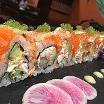 So yummy and fresh sushi here!