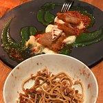 Buttermilk Fried Lamb Belly & Spaghetti