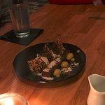 Cardamom Chocolate Ganache