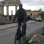 Cycle tour with Athens by Bike