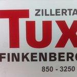 Vorderlanersbach in Tux