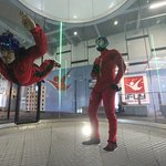 My first flight at iFly