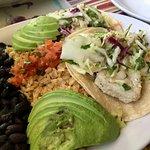 fish taco combo
