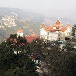 The Scene from Hotel Kapil Window