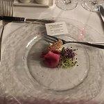 Burgerstube im Hotel Wilden Mann Foto