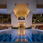 Delight in an evening swim in our remarkable Pool