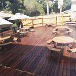 New deck is ready...