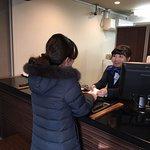 Photo of Hotel Mystays Ueno Iriyaguchi