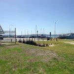 Marina/harbour area