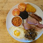 The Heathcliff Breakfast