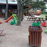 Espacio recreacion infantil