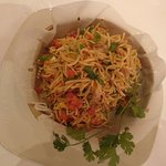 Crispy noodle salad