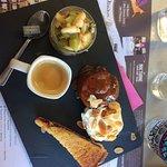 Café gourmand ! Parfait !!