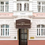 Welcome to Hotel Fürst Metternich in Vienna