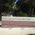 Desert Mounted Corps Memorial Foto