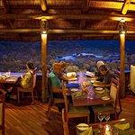 Makuwa-Kuwa Restaurant- Victoria Falls Safari Lodge