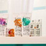 BE FUN-Guest Supplies in our Suites and Junior Suites at HOTEL VIENNART AM MQ in Vienna