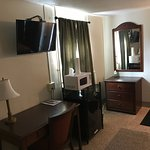 Newly renovated room.