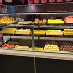 Picture of the sweets/patisseries