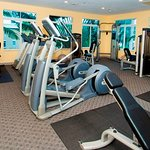State of the Art FItness Centre w/ TV open 5 am - 10 pm