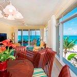 Breathtaking views of the Caribbean Sea