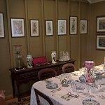 Elderslie House formal dining room