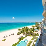 Every condo is OceanFront offering stunning sea views