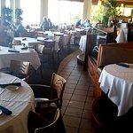 Bayfront Bistro inside dining.