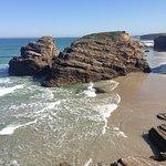 Panorámica general de la playa
