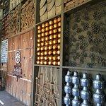 Decorations at Al Housh