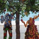 Yinka Shonibare Spring 2016