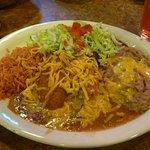 Ground Beef Enchiladas...