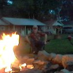 Foto de Rowe's Adirondack Cabins of Schroon Lake