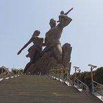 Foto de Le Monument de la Renaissance Africaine