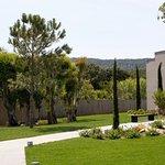 Jardins de la résidence Costa Nera