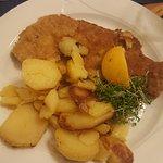 Yum, schnitzel