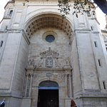 Fachada principal de la basilica