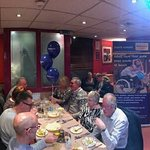 Coleshill Town Mayor charity Diner .