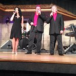 "Quality Gospel Sound! ""The Kings River Trio"""
